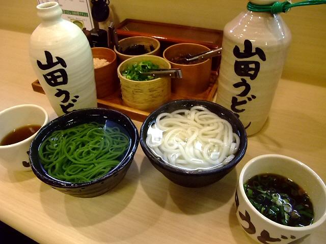 モチモチうどんが旨い!お出汁も旨い! 旭区 「山田製麺所」