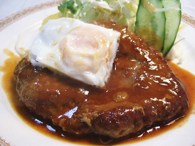 洋食最強の組み合わせで大満足! 堂島 「インペリアル」