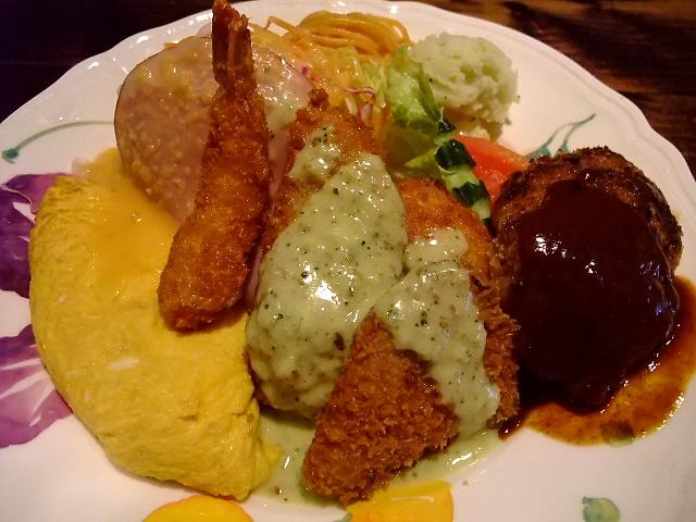老舗の正統派洋食屋さんは凄まじい人気です! 桃谷 「グリル ポッケ」