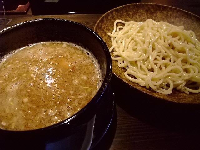やっぱりここのつけ麺は大好きです! 西中島 「時屋」