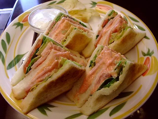 種類豊富!サンドイッチ好きにはたまらないお店! 中央区平野町 「蝸牛庵」