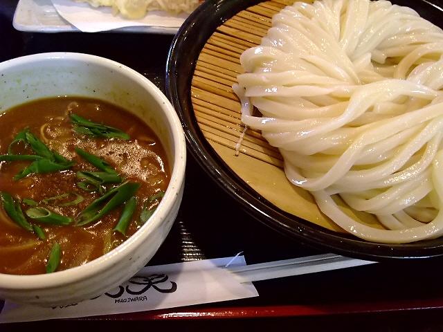 夏休み限定のカレーつけ麺は絶品でした! 森之宮 「うどん居酒屋 麦笑」