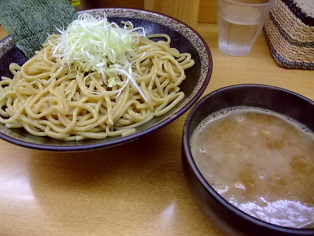 初めてのベジポタ系はとても旨かったです! 豊中市 「渡辺製麺」