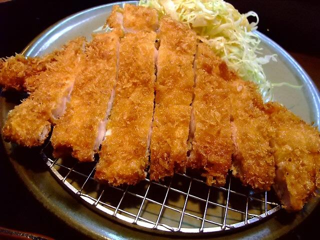 熟成した豚肉が旨い! 寺田町 「とん亭」