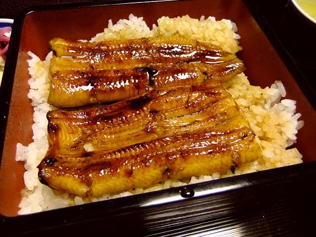 高級日本料理店でいただく超絶品うな重!  西天満  「日本料理 由多嘉」