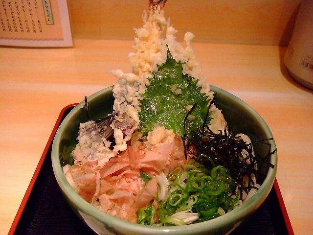うどん、出汁、天ぷら、きつね!全部最高! 東住吉区  「ゆきの」