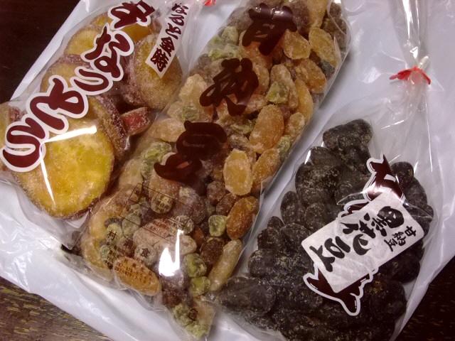 讃岐うどんツアー2010春 5軒目 うどんではありませんが・・・すごい人気の甘納豆です! 香川県 「村瀬食品」