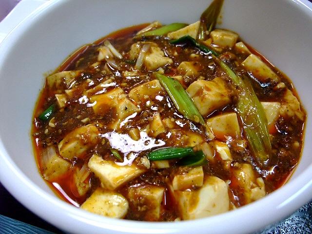 爽快な辛さの激ウマ麻婆 西天満 「中国菜 香味(シャンウェイ)」
