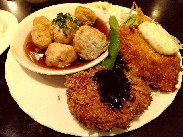 心温まる老舗の洋食屋さん  西天満  「魚介レストラン にしふじ」