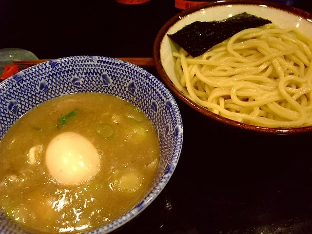 やっと食べられました!無鉄砲の濃厚つけ麺!感動しました! 奈良県 「無鉄砲 つけ麺 無心」