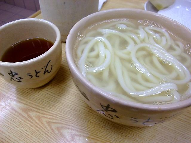 関西讃岐うどん西国三十三ヶ所巡礼 16番礼所 うどんもお出汁も絶品です! 八尾市 「釜揚うどん 一忠」