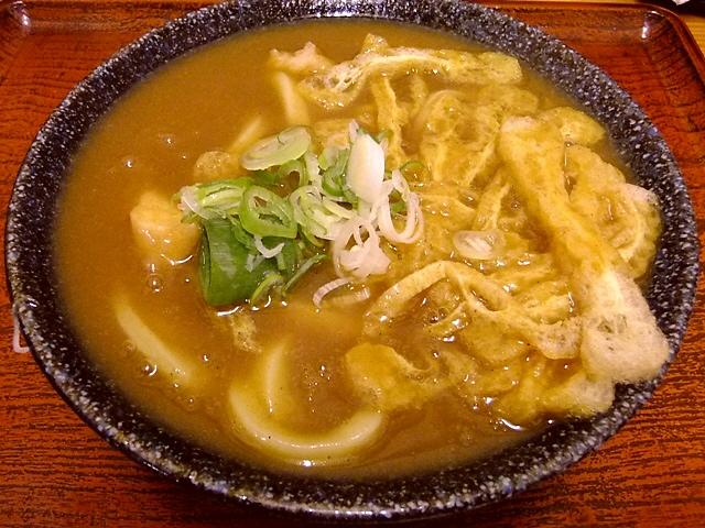 いわしやのカレーうどん旨すぎ!いりこ出汁も麺も全くブレずにしっかり維持されています!  兵庫県  「いわしや」