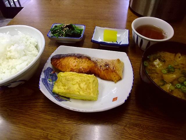 Mの朝ごはん 大衆食堂でしみじみ旨い朝ごはん 福島区 「みずほ食堂」