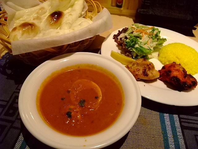 居心地抜群のインド料理屋さん 住吉区 「インド料理 ガンジス」
