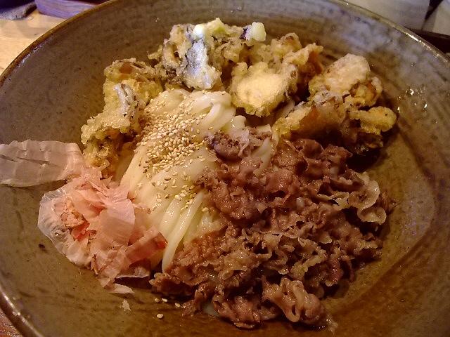 関西讃岐うどん西国三十三ヶ所巡礼 19番礼所 素晴らしい熟成麺に進化しています! 守口市 「踊るうどん 滝井本店」