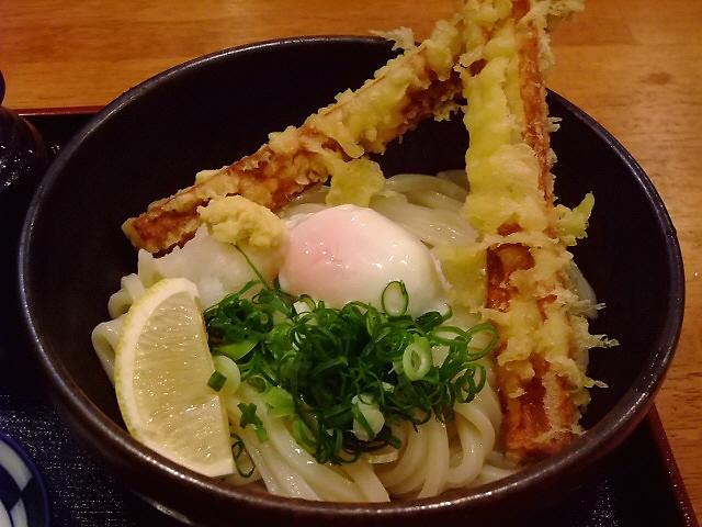 冷たい麺もカレーうどんも超ハイレベルの新店です! 東三国 「熟成うどん なかや」