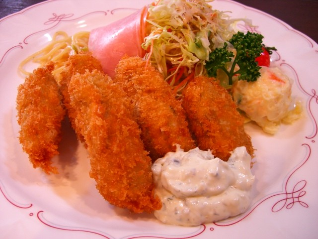 また……感動の嵐! 神山町 「洋食の店 ア・ラ・カルト」