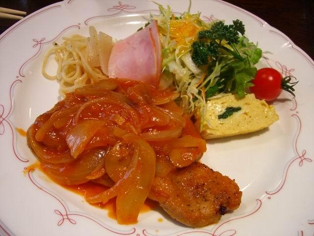 全メニュー制覇を目指して… 神山町 「洋食の店 ア・ラ・カルト」