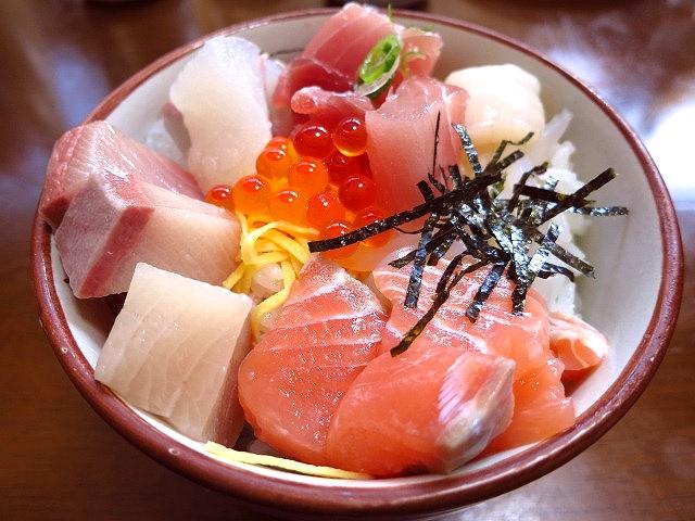 しまなみ海道の名物丼!行く価値あり過ぎの大人気店!  愛媛県今治市大三島  「お食事処 大漁」