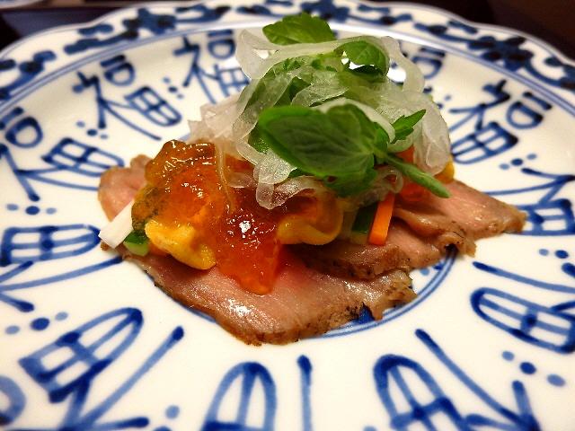 淡路の絶品食材を食べ尽くす超お値打ち淡路島フェア!  ウェスティンホテル大阪  「はなの」