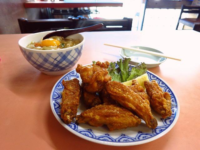 下町で愛される良心的な中華食堂  旭区  「萬莱」