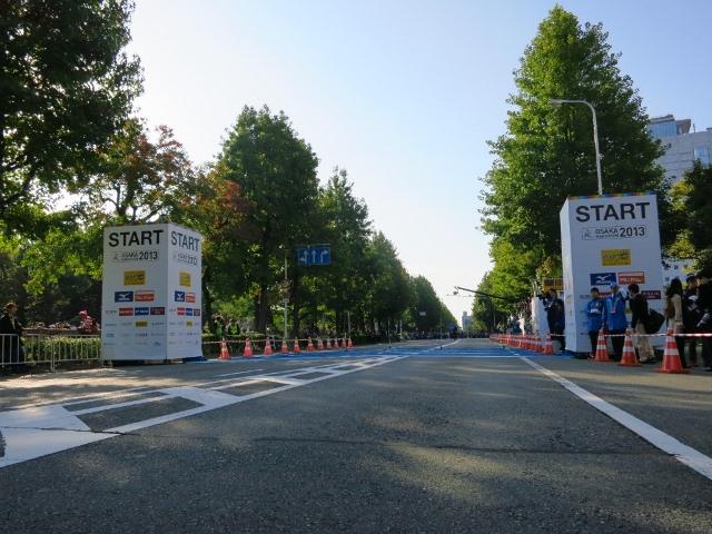第3回大阪マラソンに参加させていただき大阪の街を楽しみながら走りました!
