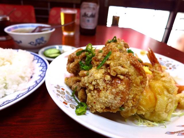 あまりにもジャンクでハマりまくる鶏唐です!  東三国  「若水」
