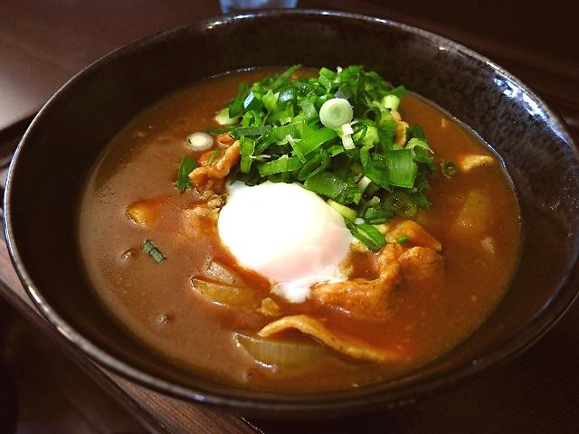 人気カレー店プロデュースのカレーうどん専門店!  弁天町  「Izumi Noodles(イズミヌードル)」