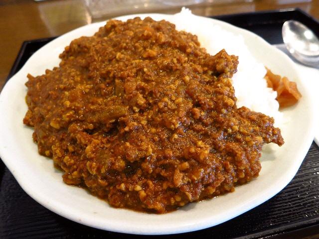 超本格スパイシーキーマカレーが食べられる下町食堂  東三国  「南蛮食堂」