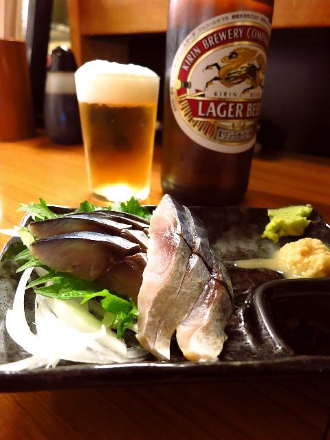 Mのはしご酒!  やっぱりこの立ち飲み屋さんが大好きです!  大阪駅前第1ビル  「銀座屋」