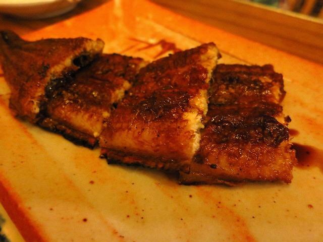 Mの〆 夜中に鰻が食べられる天五の老舗  北区池田町  「天五屋」