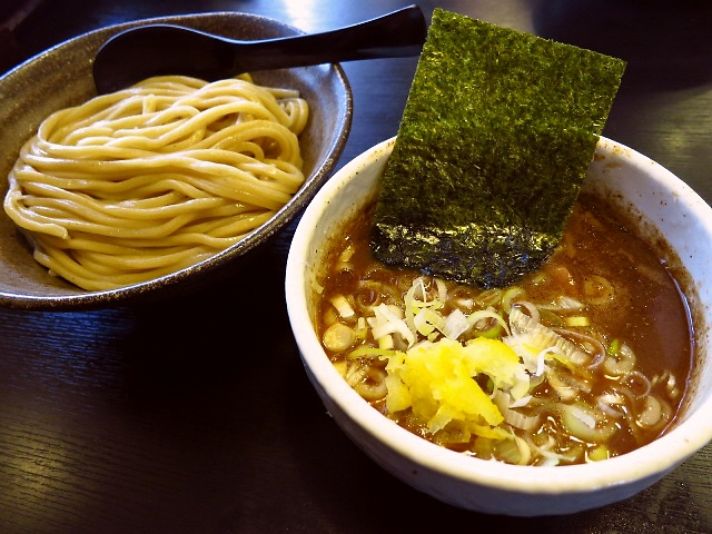 山奥の大行列店で超濃厚つけ麺!  京都府  「麺屋 たけ井」