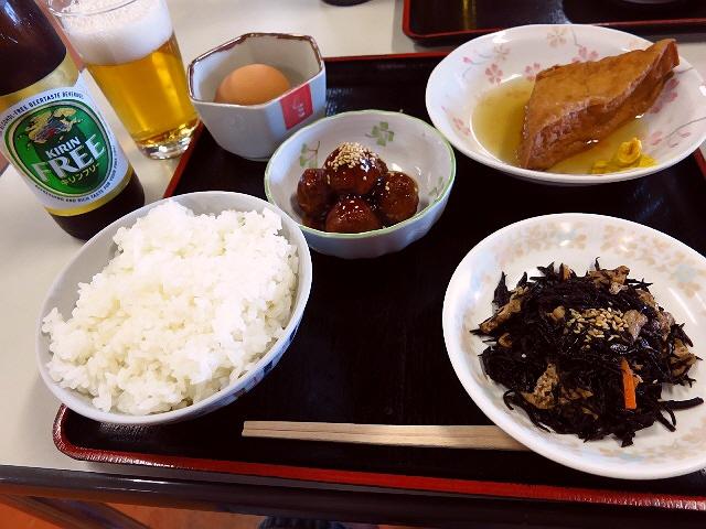 Mの朝ご飯  ドライブインの元気が出る食堂はドライバーの癒しの空間です  岡山県  「平田食事センター 本店
