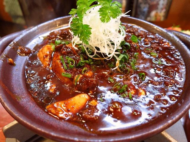 お値打ちの1人鍋定食は満足感が高いです!  大阪駅前第2ビル  「北新地のなべあつ」