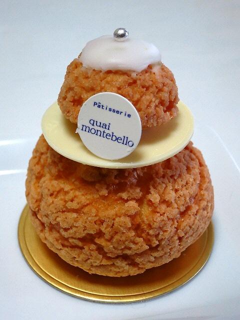 祝5周年!2日間限定の記念ケーキをいただきました!  吹田市  「パティスリー ケ モンテベロ」