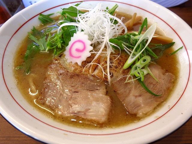 あまりにも完成度の高い鶏白湯に驚愕!  豊中市  「麺や マルショウ」