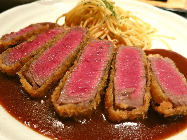 お肉もデミグラスソースも超絶品!極上の贅沢ランチ!  京都  「はふう 本店」