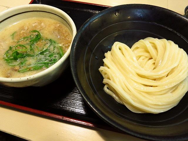 安定して旨い熟成麺を絶品白みそつけ麺で!  兵庫県川西市  「手しごと讃岐うど  讃々」
