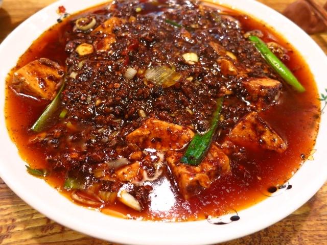 超本格四川料理が味わえるお洒落な中華料理屋さん  京都  「四川料理 駱駝」