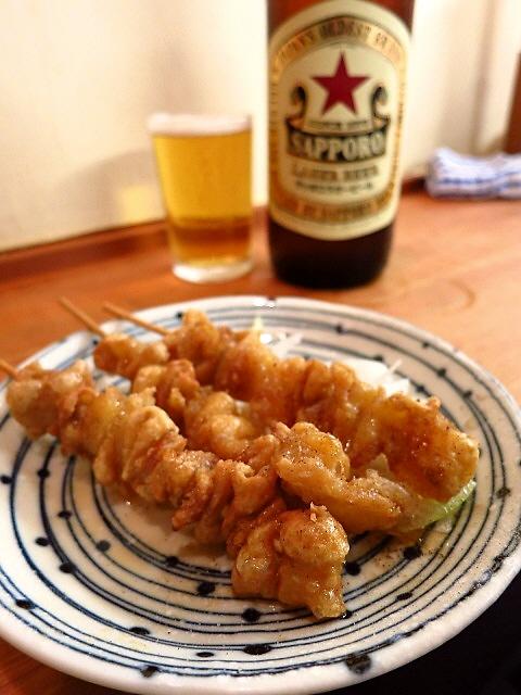 Mのちょっと一杯!  久しぶりに行きましたが、相変わらずお客さんで溢れています!  大阪駅前第1ビル  「銀座屋」