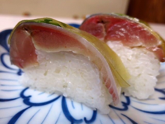 若狭街道終着点で伝統の絶品鯖寿しがお手軽にいただけます!  京都  「満寿形屋 (ますがたや)」