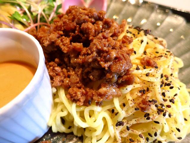 高級感溢れるハイレベルの冷やし担々麺!  梅田スカイビル  「中国料理 燦宮」