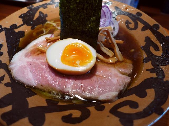 上品で奥の深い味わいです!  京都  「拳ラーメン」