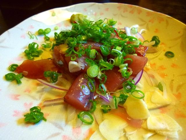 Mのはしご酒  美人女将の温かいおもてなしと郷土料理が最高です!  高知県  「なとな」