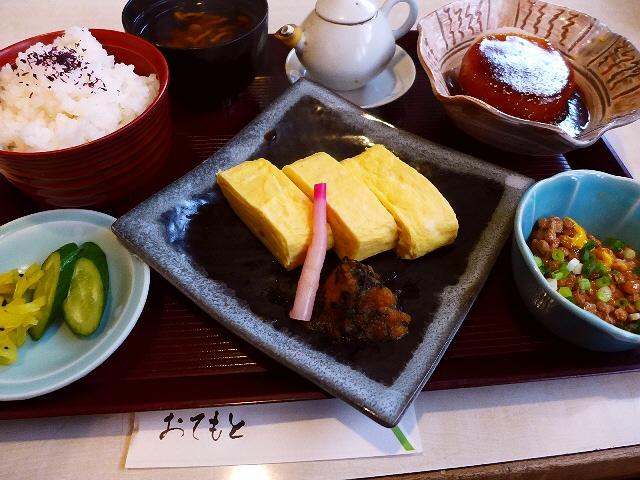 老舗割烹の高級感溢れる味わいのふわふわ出汁巻き!  京都市南区  「おか八」