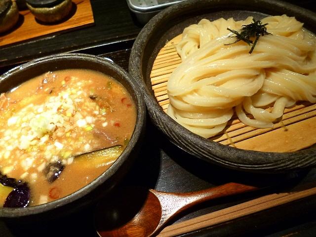 8番礼所  進化し続ける超絶品うどん!  京都府  「山元麺蔵」