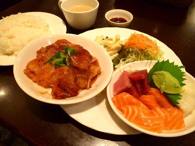 素晴らしく良心的なレストラン!実は老舗でした!  西天満  「魚介レストラン にしふじ」