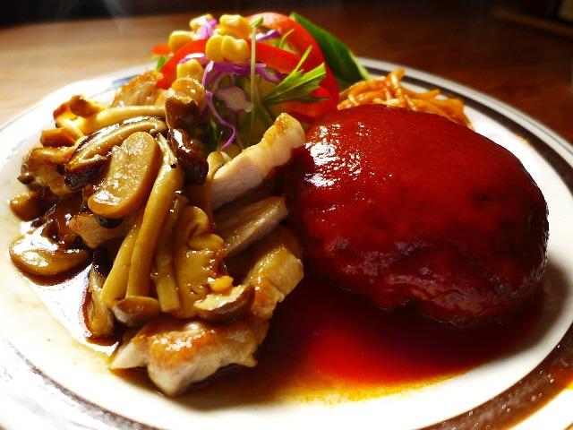丁寧な技が光る昔ながらの味わいの洋食屋さん  京都市北区  「HASEGAWA」