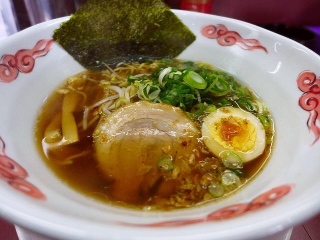 丁寧な正統派Wスープが旨い良心的なラーメン屋さん  京都府綾部市  「麺や 新風館」