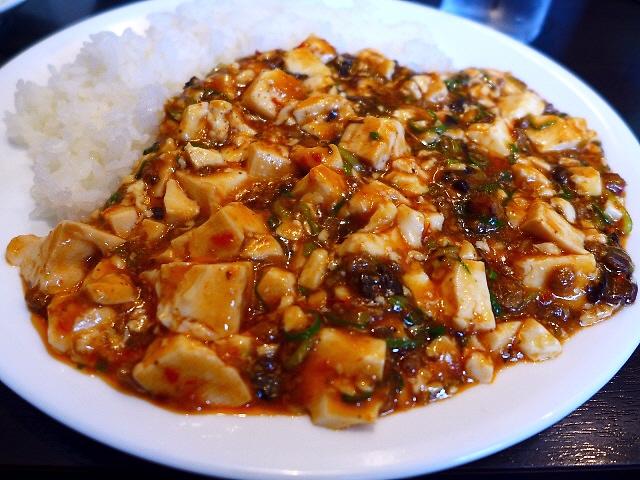素晴らしく上品で丁寧でハイレベルな麻婆丼!  京都市左京区  「中国料理 華祥」